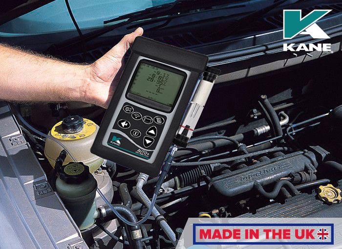 analizador de gases portátil