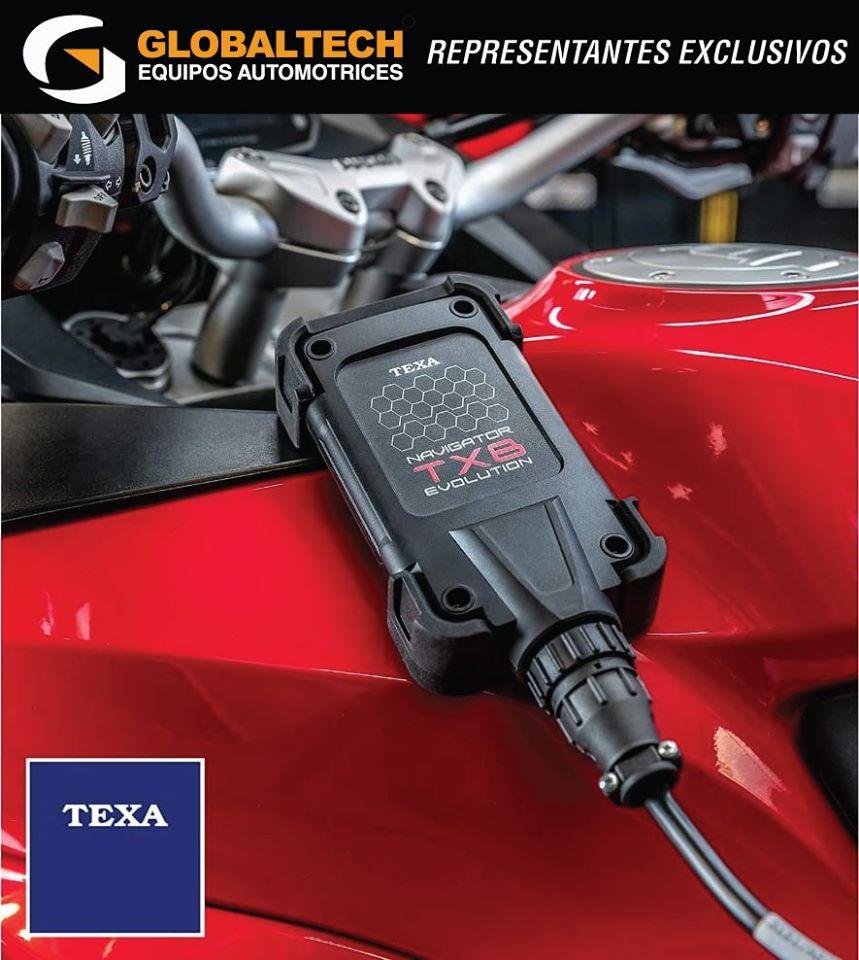 Escaner de motos TEXA
