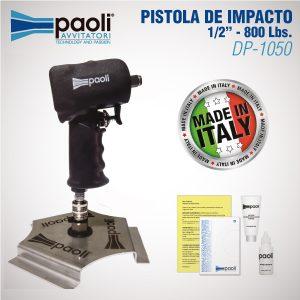 PISTOLA DE IMPACTO PAOLI – MODELO DP-1050