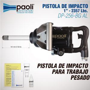 PISTOLA DE IMPACTO PAOLI 256-BL AL
