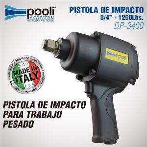PISTOLA DE IMPACTO PAOLI 3400