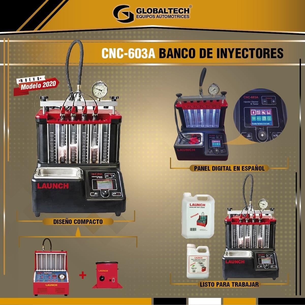 Banco de Pruebas Digital inyectores
