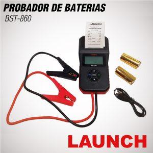 Probador de Baterías - BST-860