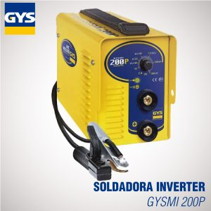 Soldadora Inverter GYSMI 200P
