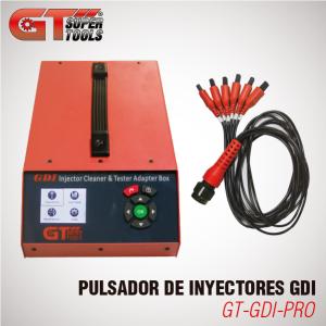 Pulsador de Inyectores GT-SUPER TOOLS