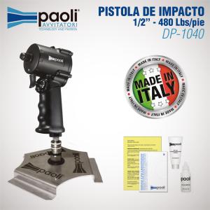 PISTOLA DE IMPACTO PAOLI 1040